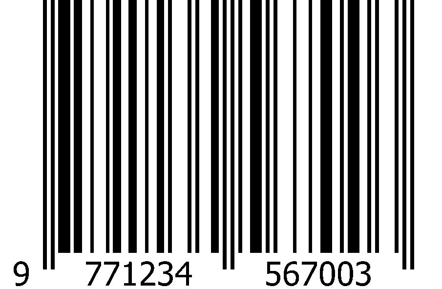 ISSN Sample Images Barcodes NZ